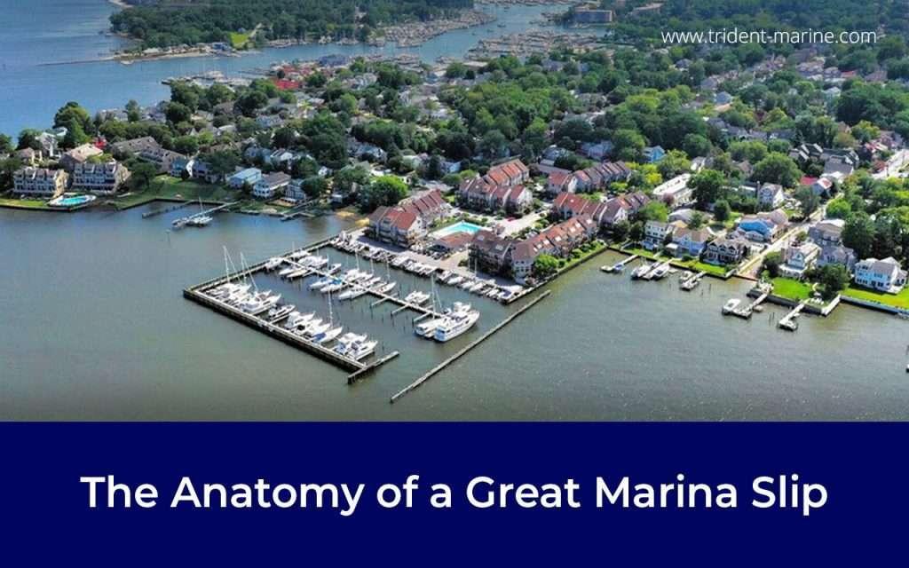 Boat Slip Annapolis